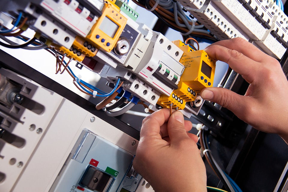 Electrician west midlands